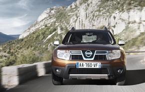 Dacia Duster devine Nissan Duster in SUA?