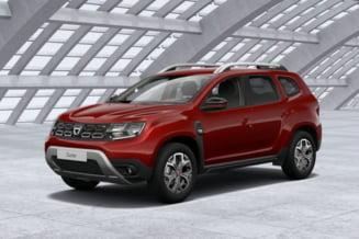 Dacia Duster primeste o editie limitata
