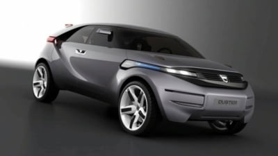 Dacia Duster va mari cota SUV-urilor pe piata din Romania la 15%