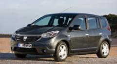 Dacia Lodgy, prima poza oficiala