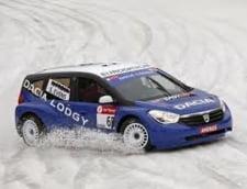Dacia Lodgy a castigat Raliu Andros