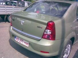 Dacia Logan berlina va beneficia de un facelift