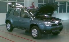 Dacia SUV, construita pe platforma Logan cu un sistem 4x4 nou