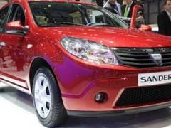 Dacia Sandero, mai vanduta in Franta decat Citroen C4 si Peugeot 308
