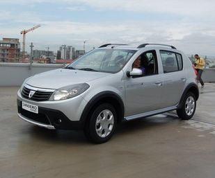 Dacia Sandero Stepway a fost lansata oficial in Romania
