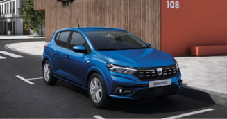 """Dacia Sandero i-a impresionat pe locuitorii din Marea Britanie: """"Cea mai ieftina masina noua inainte de Brexit"""""""