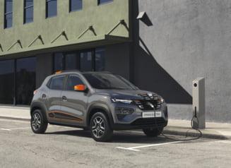 Dacia Spring: Tot ce trebuie sa stii despre prima masina electrica romaneasca. Spatiu interior fara precedent, motor simplu si fiabil