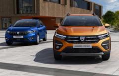 Dacia a anuntat preturile pentru noile Logan, Sandero si Sandero Stepway