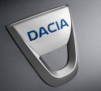 Dacia a avut cea mai mare crestere a vanzarilor auto din Europa