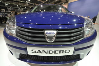 Dacia a invins masinile germane in statisticile macroeconomice
