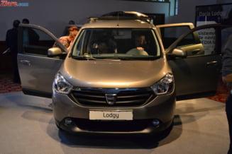Dacia a lansat Lodgy in Danemarca