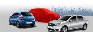 Dacia a lansat mai multe modele noi, la Salonul auto de la Paris (Galerie foto, video)
