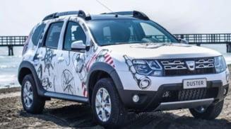 Dacia a lansat o editie limitata: Doar 100 de exemplare si un pret de 20.500 de euro
