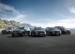 Dacia a lansat o editie limitata pentru Duster, Sandero Stepway si Logan MCV Stepway