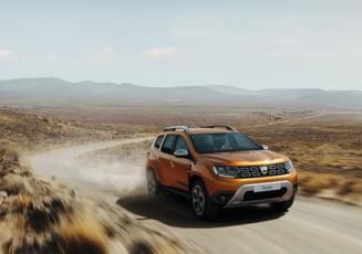 Dacia a lansat primele imagini si informatii oficiale despre noul Duster (Galerie Foto)