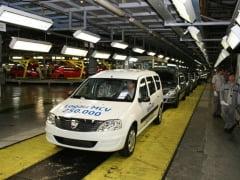 Dacia a produs 250.000 unitati Logan MCV