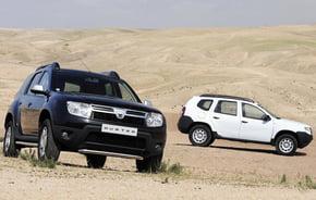 Dacia in 2012: un monovolum, o utilitara si un model de oras