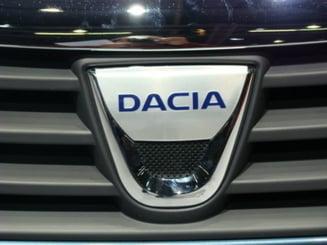 Dacia intrerupe productia pentru patru zile