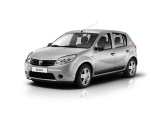 Dacia lanseaza editia limitata Story pentru Sandero si Logan (Galerie foto)