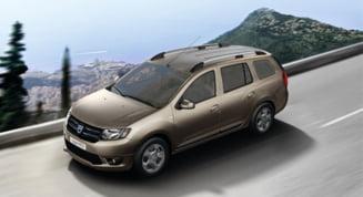 Dacia lanseaza in Romania noul Logan MCV si pregateste schimbari la Duster SUV