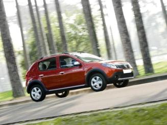 Dacia lanseaza in Romania seria limitata Sandero Stepway2 - vezi cat costa