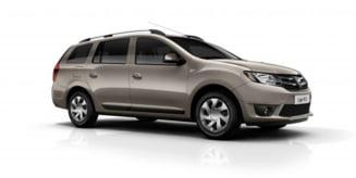 Dacia lanseaza noul Logan MCV si seria limitata Duster Aventure la Salonul Auto de la Geneva (Galerie foto)