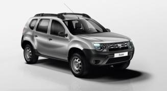 Dacia lanseaza un model special
