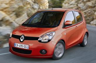 """Dacia nu mai produce """"masina de criza"""" - aceasta va avea sigla Renault"""