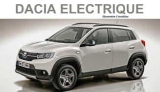 Dacia pregateste prima masina electrica din istoria brandului: Cat va costa, cum ar putea arata si cand va fi lansata (Foto)