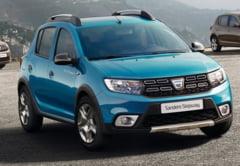 Dacia prezinta noile modele Logan si Sandero facelift (Foto)