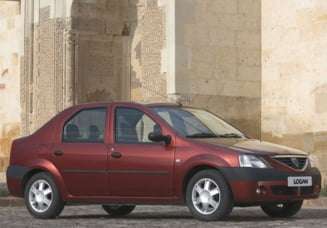 Dacia produce o masina Logan pe minut