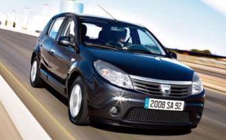 Dacia prospera si in criza
