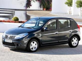 Dacia recheama in service mii de masini Logan si Sandero