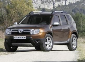 Dacia recheama peste 3.800 de masini Duster - vezi de ce