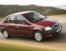 Dacia se vinde mai bine ca Mercedes in Franta