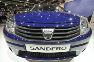 Dacia se vinde mai bine in Franta