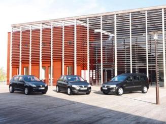 Dacia trece la Euro 5 si renunta la motorul 1.4 MPI