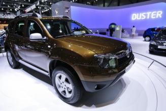 Dacia va produce un model Duster cu 140 de cai putere, pentru export