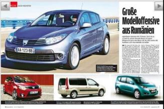 Dacia va scoate opt modele noi, printre care si un mini de 5.000 euro