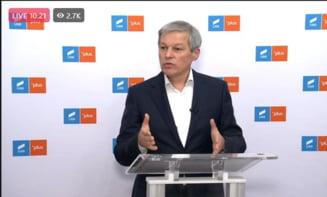 """""""Așteptăm acum decizia PNL și UDMR dacă sunt gata să înceapă negocierile"""" VIDEO"""