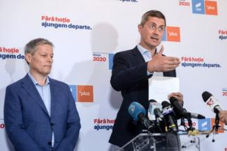 """Dacian Cioloș: """"Nu am dat curs invitațiilor lui Cristian Ghinea de a prelua USR pentru că nu acesta e genul meu de a face politică"""""""