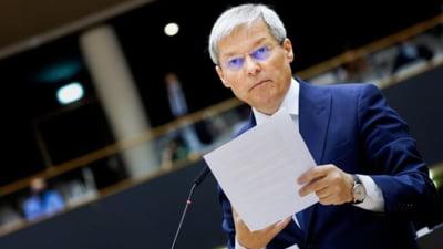 """Dacian Cioloş: """"PNL-ul a arătat clar că nu e interesat de a găsi o soluţie. Nu mi s-a părut că e o motivaţie de a avea discuţii serioase"""""""