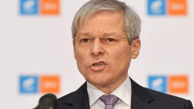 """Dacian Cioloș: """"USR nu intenționează să susțină un guvern minoritar. Pare că există deja o înțelegere între PNL și PSD"""""""