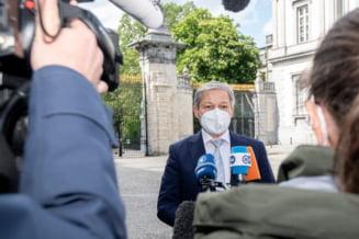 """Dacian Cioloș: """"Întâlnirea de parafare a PNRR este găzduită de Florin Cîțu, încă premier"""""""