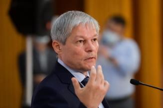 """Dacian Cioloș, despre refacerea coaliției: """"Trecutul e trecut. Noi vrem pur și simplu un premier cu care să putem lucra"""""""