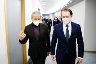 """Dacian Cioloș anunță că USR PLUS va vota moțiunea PSD. """"Votăm orice moțiune care poate să scurteze această agonie a premierului Cîțu, care este terminat ca premier"""""""