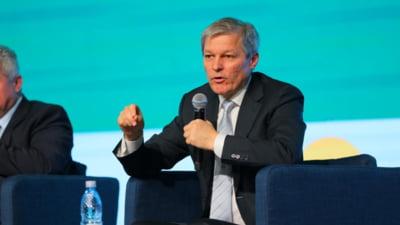"""Dacian Cioloș nu dă nicio șansă unui guvern condus de Florin Cîțu, în care USRPLUS să fie partener: """"Vrem un premier cu care să putem lucra, pur şi simplu"""""""