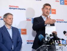 """Dacian Ciolos: """"Nu am dat curs invitatiilor lui Cristian Ghinea de a prelua USR pentru ca nu acesta e genul meu de a face politica"""""""