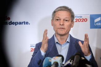 """Dacian Ciolos: """"Vom face un congres si vom decide cine va conduce USR PLUS"""""""