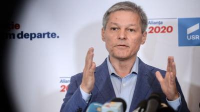 Dacian Ciolos: Imi asum functia de premier daca presedintele imi va acorda aceasta responsabilitate